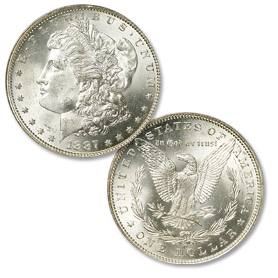 Image for 1887-O Morgan Silver Dollar from Littleton Coin Company