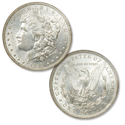 Image for 1895-O Morgan Silver Dollar from Littleton Coin Company