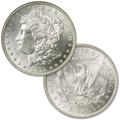 Image for 1898-S Morgan Silver Dollar from Littleton Coin Company