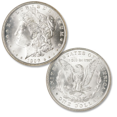 Image for 1899-O Morgan Silver Dollar from Littleton Coin Company
