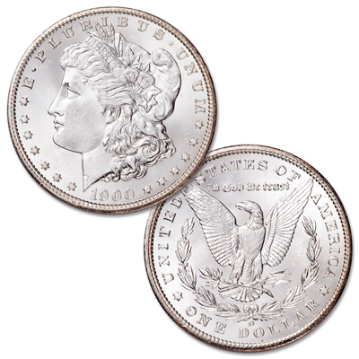 Image for 1900-O Morgan Silver Dollar from Littleton Coin Company