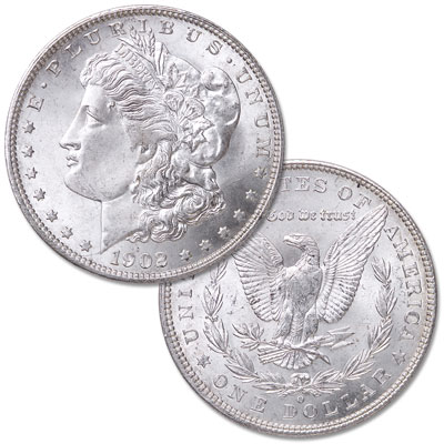 Image for 1902-O Morgan Silver Dollar from Littleton Coin Company