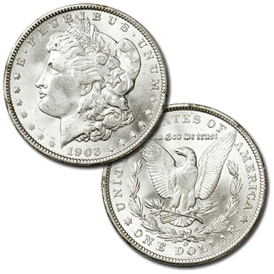 Image for 1903-O Morgan Silver Dollar from Littleton Coin Company