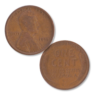 Image for 1914 Lincoln Head Cent from Littleton Coin Company