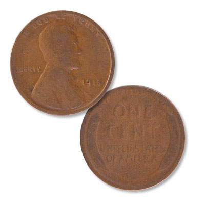 Image for 1915 Lincoln Head Cent from Littleton Coin Company