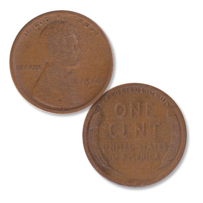 Image for 1916-S Lincoln Head Cent from Littleton Coin Company