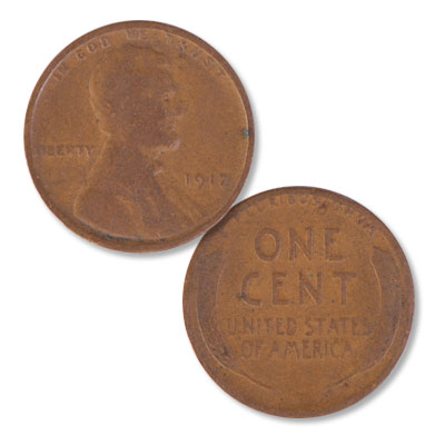 Image for 1917 Lincoln Head Cent from Littleton Coin Company