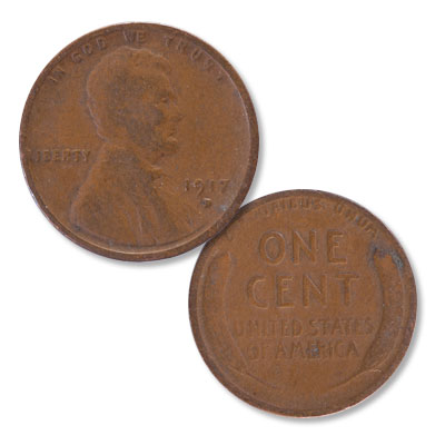 Image for 1917-D Lincoln Head Cent from Littleton Coin Company