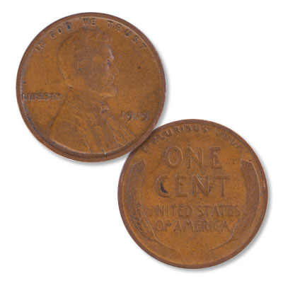 Image for 1919 Lincoln Head Cent from Littleton Coin Company