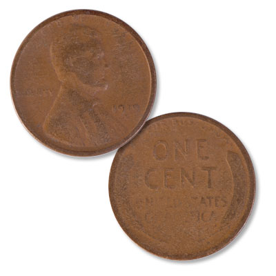 Image for 1919-S Lincoln Head Cent from Littleton Coin Company