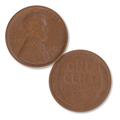 Image for 1920-D Lincoln Head Cent from Littleton Coin Company