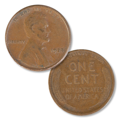 Image for 1923-S Lincoln Head Cent from Littleton Coin Company