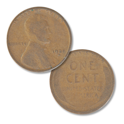 Image for 1925-D Lincoln Head Cent from Littleton Coin Company