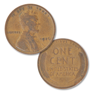 Image for 1926 Lincoln Head Cent from Littleton Coin Company