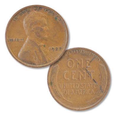 Image for 1927 Lincoln Head Cent from Littleton Coin Company