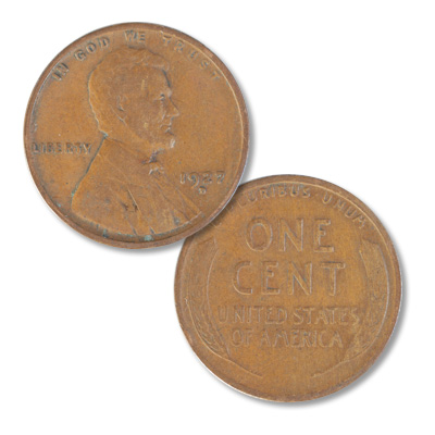 Image for 1927-D Lincoln Head Cent from Littleton Coin Company