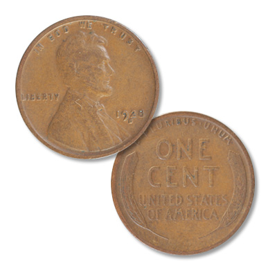Image for 1928-D Lincoln Head Cent from Littleton Coin Company