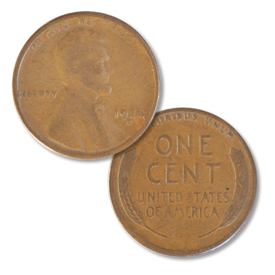 Image for 1928-S Lincoln Head Cent from Littleton Coin Company