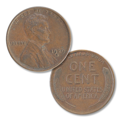 Image for 1929-D Lincoln Head Cent from Littleton Coin Company