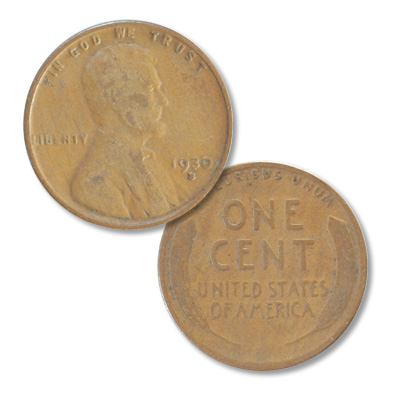 Image for 1930-S Lincoln Head Cent from Littleton Coin Company