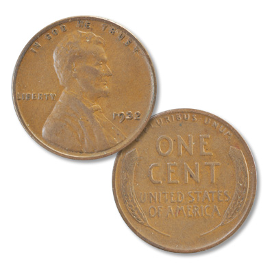 Image for 1932 Lincoln Head Cent from Littleton Coin Company