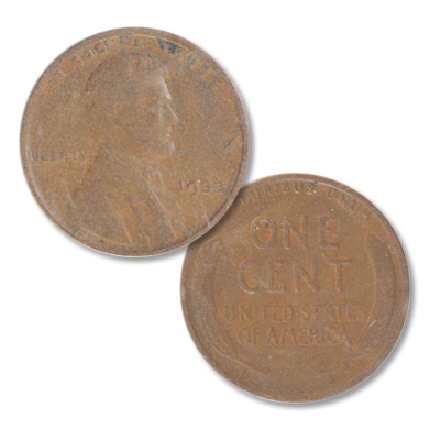 Image for 1933 Lincoln Head Cent from Littleton Coin Company