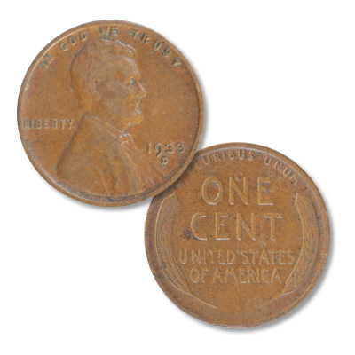 Image for 1933-D Lincoln Head Cent from Littleton Coin Company