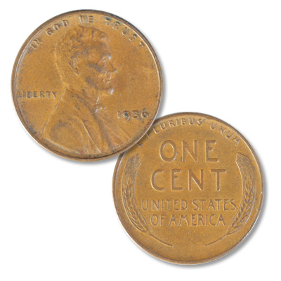 Image for 1936 Lincoln Head Cent from Littleton Coin Company