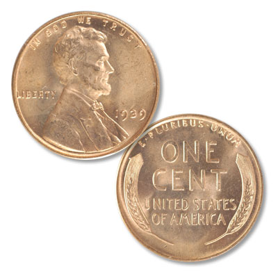 Image for 1939 Lincoln Head Cent from Littleton Coin Company