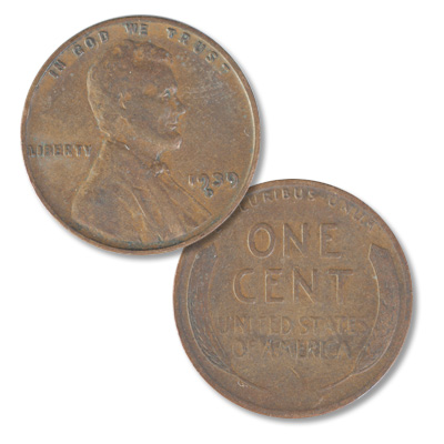Image for 1939-D Lincoln Head Cent from Littleton Coin Company