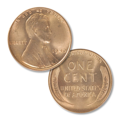 Image for 1940 Lincoln Head Cent from Littleton Coin Company