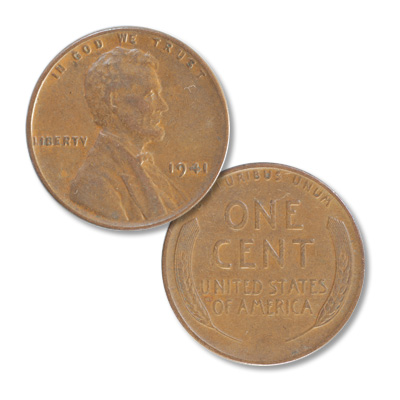 Image for 1941 Lincoln Head Cent from Littleton Coin Company