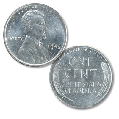 Image for 1943 Lincoln Head Cent from Littleton Coin Company