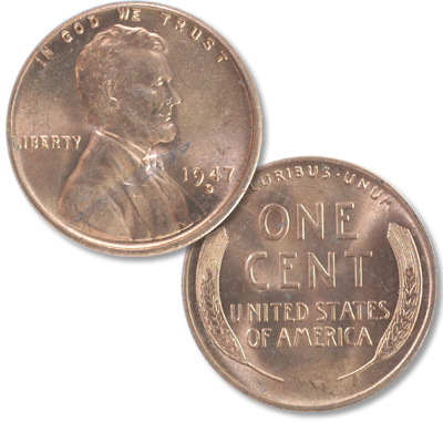 Image for 1947-D Lincoln Head Cent from Littleton Coin Company
