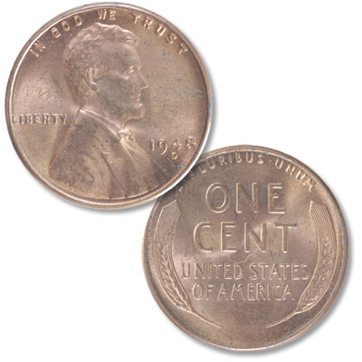 Image for 1948-D Lincoln Head Cent from Littleton Coin Company