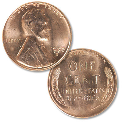 Image for 1957-D Lincoln Head Cent from Littleton Coin Company