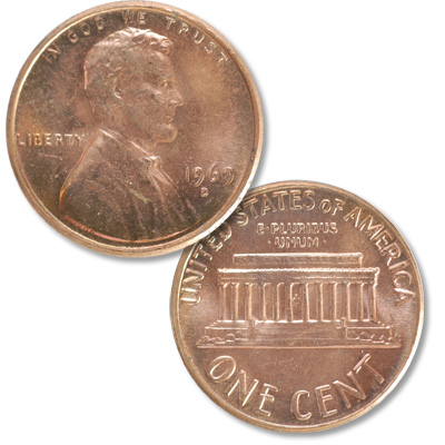 Image for 1969-D Lincoln Head Cent from Littleton Coin Company
