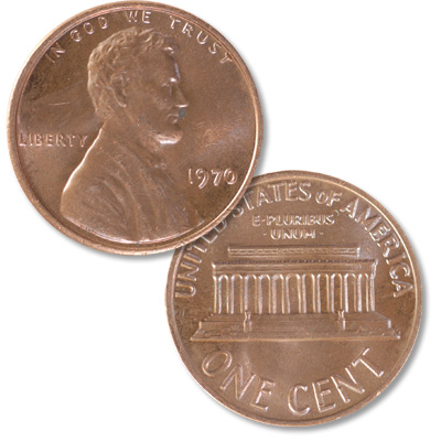 Image for 1970 Lincoln Head Cent from Littleton Coin Company