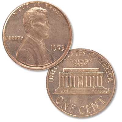 Image for 1973 Lincoln Head Cent from Littleton Coin Company
