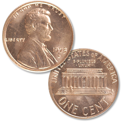 Image for 1973-D Lincoln Head Cent from Littleton Coin Company