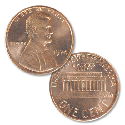 Image for 1974 Lincoln Head Cent from Littleton Coin Company