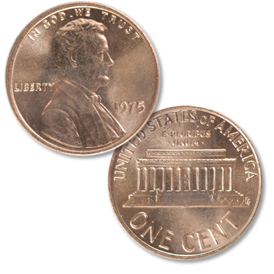 Image for 1975 Lincoln Head Cent from Littleton Coin Company