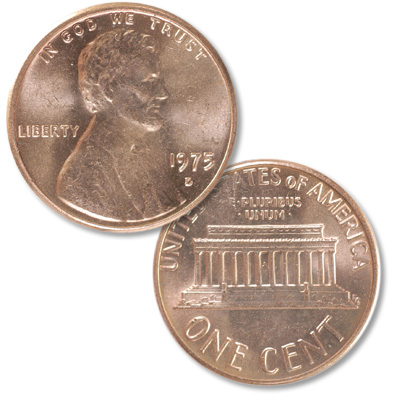 Image for 1975-D Lincoln Head Cent from Littleton Coin Company