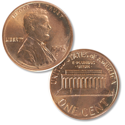 Image for 1976-D Lincoln Head Cent from Littleton Coin Company