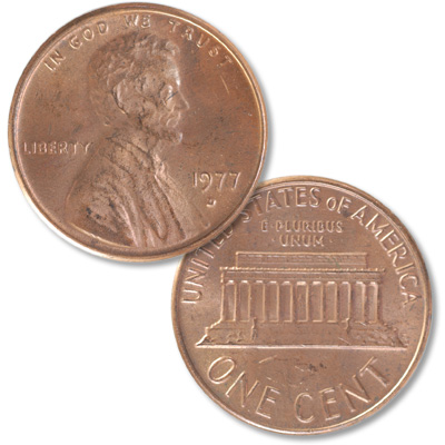 Image for 1977-D Lincoln Head Cent from Littleton Coin Company