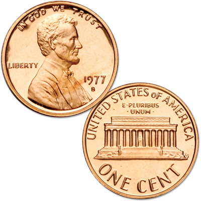 Image for 1977-S Lincoln Head Cent from Littleton Coin Company