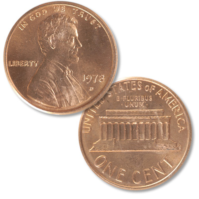 Image for 1978-D Lincoln Head Cent from Littleton Coin Company