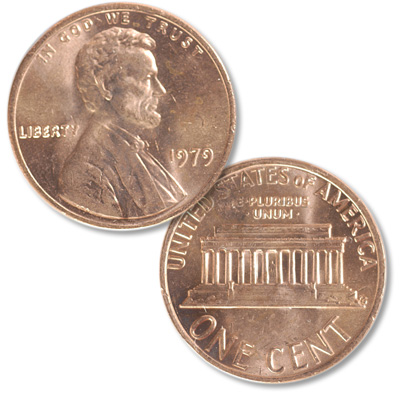 Image for 1979 Lincoln Head Cent from Littleton Coin Company