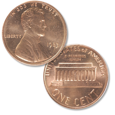 Image for 1983 Lincoln Head Cent from Littleton Coin Company