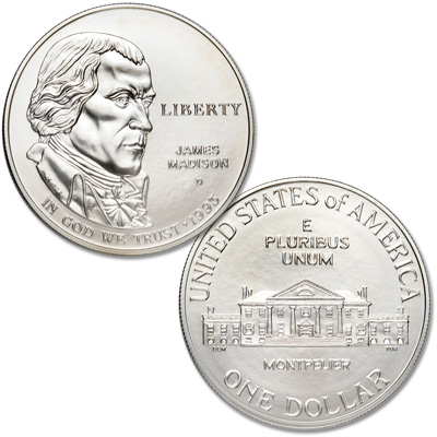 Image for 1993-D Bill of Rights Silver Dollar from Littleton Coin Company